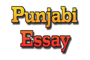 Punjabi-Essay